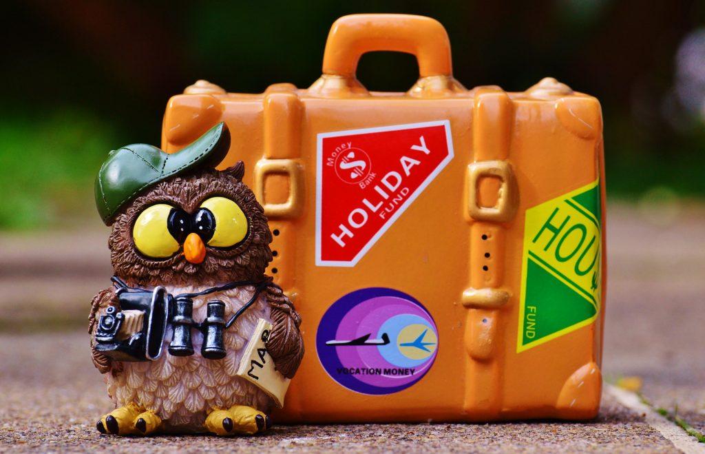 prepare children before travelling